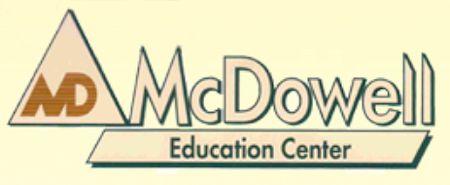 McDowell Education Center logo